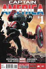 Captain America # 1  9.4 NM or Better Key book Marvel