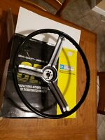 1968 Chevrolet Deluxe Steering Wheel New Made By OER Part Number CH26025