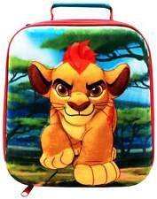Disney El León Guardia 3D bolsa de almuerzo | Rey León Lunchbox