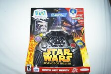 Star Wars Revenge of The Sith TV Plug & Play Console 5 Games in 1 Jakks Pacific