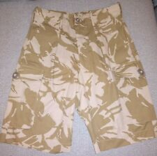 Army Issue Desert Camouflage Combat Shorts 27/80/96