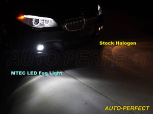 MTEC/MARUTA Ver.2 CANBUS H8 H11 LED FOG Light for BMW F01 F02 740 750 760