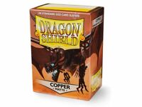 Dragon Shield: Matte Sleeves - Copper (100ct)
