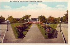 BELL MEMORIAL AND GARDEN, BRANTFORD, ONTARIO, CANADA