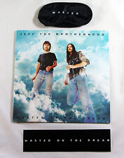 Jeff the Brotherhood Wasted On Dream Limited Edition Colored Vinyl LP NEW SEALED