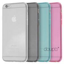 TPU Ultra Slim Case IPHONE 6 6S Plus Case Silicone Cover Skin Clear Colour