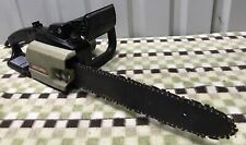 "Craftsman 14"" Electric Chain Saw 358.34140 12 Amp *Works Good, Small Oil Leak*"