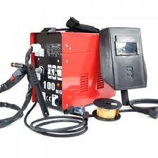 Soldador de hilo continuo MIG-100 sin gas Con accesorios - Envío urgente GRATIS