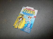 TEEN TITANS CYBORG FIGURE MOC LEGION OF COLLECTORS EXCLUSIVE