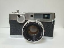 Fujica V2 Rangefinder Camera w 4.5cm f/1.8 Lens Fuji Film Co