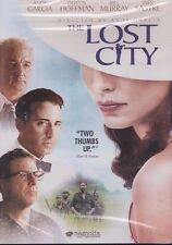 Brand New The Lost City DVD  2006 Bill Murray Dustin Hoffman I