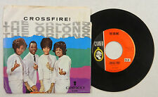 THE ORLONS 45 Crossfire! / It's No Big Thing CAMEO Picture Sleeve ROCK