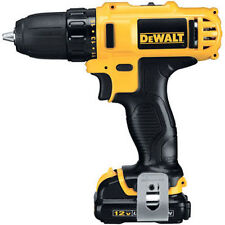 """NEW!!!!DeWalt 12V 3/8"""" Drill/Driver Kit With 2 Batteries, Charger & Case"""