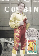 1997 Australia's Circus 150th Anniversary - Maxi Cards (4)