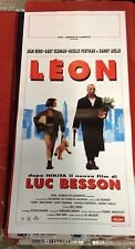 Leon - Locandina Originale 33X70 Copie Limitate