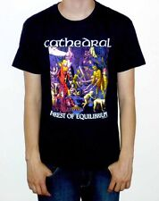 """Cathedral """"Forest Of Equilibrium"""" T Shirt OFFICIAL"""