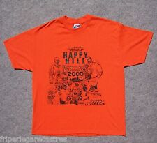 AUTHENTIQUE T-Shirt USA, HAPPY HILL Community, Taille L --- (TSUS_009)