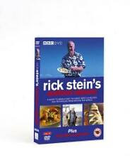 Rick Stein's Seafood Odyssey 2-Disc Dvd Brand New & Factory Sealed