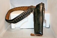 Vintage George Lawrence 120 601 Holster With 7 40 Belt 44 In Great Condition