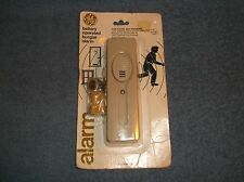 GENERAL ELECTRIC GE BATTERY OPERATED BURGLER ALARN GE3900-21D - NEW IN PACKAGE