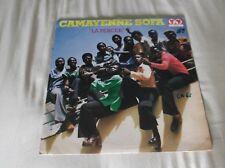 CAMAYENNE SOFA La Percee LP Guinee Guinea Manding psych groove Syliphone OOP mp3