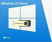 NEW Windows 10 Home 32 64 Bit bootable usb recovery drive + license code