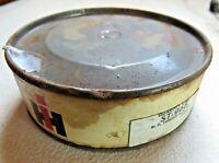 Vintage International Harvester bearing can NOS w/ ST-966 Bearing IH