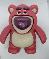 "Disney Pixar Toy Story Lotso Bear Face Flip RARE Plastic Figure 6"""