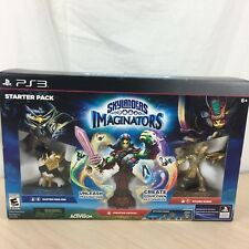 PS3 Skylanders Imaginators  Creation Crystal - Golden Queen -Master King Pen New