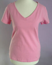 LADIES SHORT SLEEVED V NECK TOP FROM ORIGINALS  SIZE 8-10  BNWT