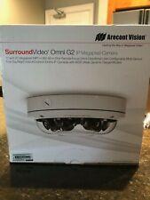 Arecont Vision Av20275Dn-08 Surround Video Omni G2 - 20Mp - Unopened Box