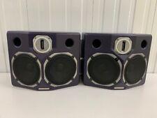 2x Funktion One F88 Loudspeakers Pair
