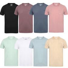 New Mens Tokyo Laundry Zac Crew Neck Cotton Rich Lightweight T-shirt Size S - XL