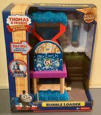 2014 Fisher Price Thomas & Friends Wooden Railway Bubble Loader NIB CDK59