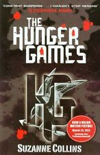 The Hunger Games,Suzanne Collins