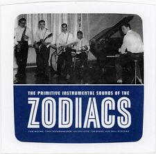 "THE ZODIACS  ""BLINTZ - JUNGLE BEAT - + 2 MORE""  E.P. EARLY 60's GARAGE   LISTEN!"