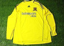 HULL CITY ENGLAND 2010-2011 FOOTBALL SHIRT JERSEY GOALKEEPER GK ADIDAS ORIGINAL