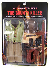 Kaustic Plastik The Bounty Killer clothing and accessories set KP-XXL03