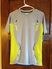Fila Sport NWT Men's S Short Sleeve Wicking Athletic Workout Top Shirt
