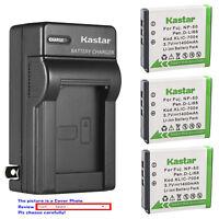 Kastar Battery Wall Charger for Fujifilm NP-50 BC-50 Fuji FinePix F800EXR Camera