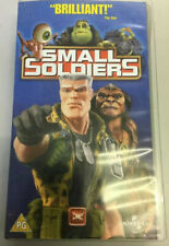 Small Soldiers - VHS Video Tape Cassette Boxed As Pictured