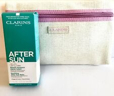 Clarins Paris Soothing After Sun Balm Face Body 75ml Aftersun Cream Sealed Boxed