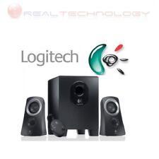 Altavoces Speaker 2.1 25WATT Con Subwoofer LOGITECH Z313