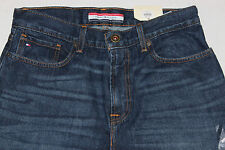 TOMMY HILFIGER men's Jeans BOOT CUT W30 L30 NEW WITH TAGS