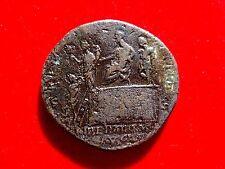 Lucernae*Rare Commodus Æ Sestertius. LIBERALITAS AVG RIC 300 Emperor Liberalitas