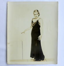"ANITA PAGE actress in ""ARE YOU LISTENING"" MGM CLARENCE SINCLAIR BULL photo 30's"
