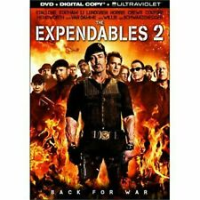DVD: The Expendables 2 (2012)