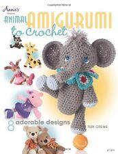 Animal Amigurumi to Crochet (Annie's Crochet) New Paperback Book Teri Crews