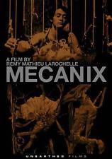 MECANIX-MECANIX  DVD NEW
