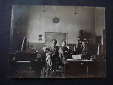 PHOTO ANCIENNE GD LUXEMBOURG P.T.T. BUREAU DES POSTES ? LUXEMBOURG CLAUSEN  1923